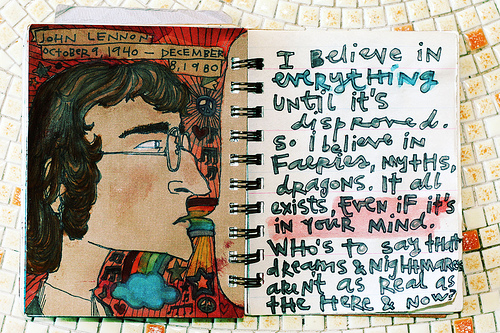 Art Journal Pages