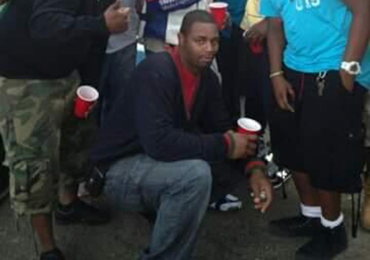 The off-duty cop shot and killed Delrawn Small, a 37-year-old father of three.