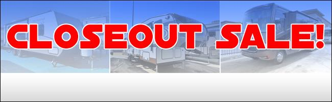 CLOSEOUT SALE ON 2015 MODELS!