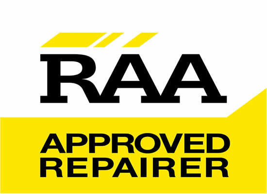 raa approved repairer