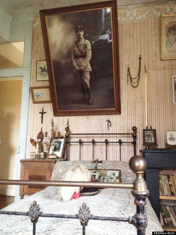 A Soldier Died And His Room Hasn't Been Touched In Over 100 Years
