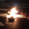 Man set himself on fire in protest outside Trump's DC hotel