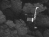 Philae close-up Credit: ESA/Rosetta/MPS for OSIRIS Team MPS/UPD/LAM/IAA/SSO/INTA/UPM/DASP/IDA