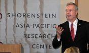 Đại sứ Osius phát biểu tại Đại học Stanford