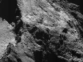 Comet on 6 August 2016 – NavCam Credit: ESA/Rosetta/NAVCAM – CC BY-SA IGO 3.0