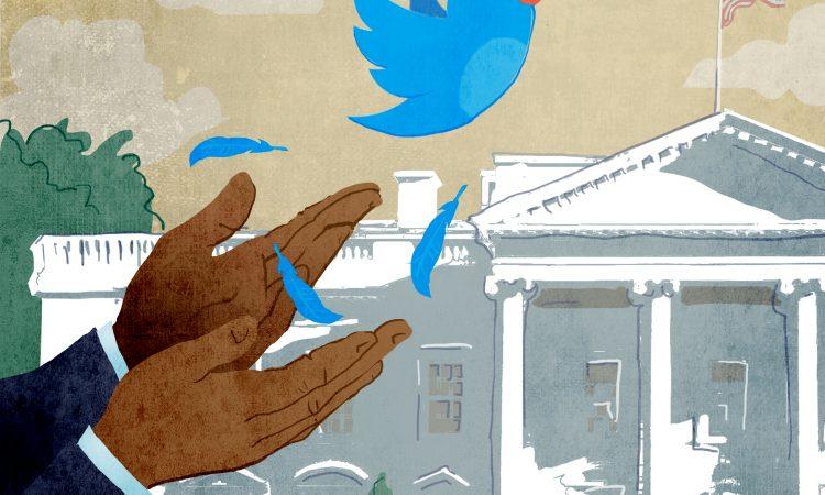 Chuyện gì sẽ xảy ra với những dòng tweet của tổng thống Obama?