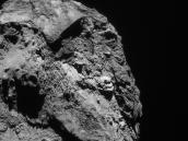 Comet on 13 June 2016 – NavCam  Credit: ESA/Rosetta/NAVCAM – CC BY-SA IGO 3.0