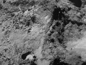Comet on 30 May 2016 – NavCam Credit: ESA/Rosetta/NAVCAM – CC BY-SA IGO 3.0