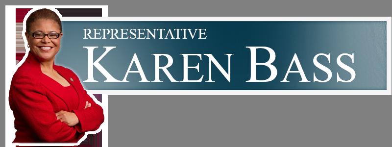 Congresswoman Karen Bass
