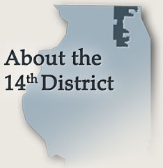 About the 14th District