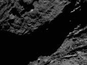 Comet on 7 February 2016 – OSIRIS narrow-angle camera  Credit: ESA/Rosetta/MPS for OSIRIS Team MPS/UPD/LAM/IAA/SSO/INTA/UPM/DASP/IDA