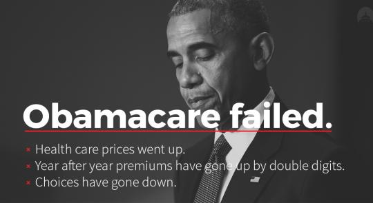 Obamacare Repeal and Replace feature image