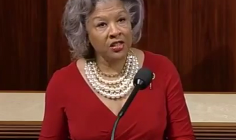 Congresswoman Beatty speaks from House Floor