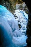 Zapata Falls - photo by C.Meinhart