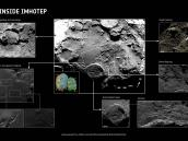 Inside Imhotep Credit: ESA/Rosetta/MPS for OSIRIS Team MPS/UPD/LAM/IAA/SSO/INTA/UPM/DASP/IDA