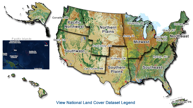 USDA Climate Hubs for risk Adaptation and Mitigation to Climate Change