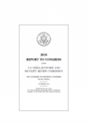 2016 Annual Report to Congress