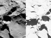 Active Pit Credit: ESA/Rosetta/MPS for OSIRIS Team MPS/UPD/LAM/IAA/SSO/INTA/UPM/DASP/IDA