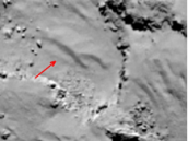 Dune-Like Structures Credit: ESA/Rosetta/MPS for OSIRIS Team MPS/UPD/LAM/IAA/SSO/INTA/UPM/DASP/IDA