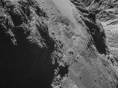NAVCAM Top 10 at 10 km – 9 Credit: ESA/Rosetta/ NAVCAM – CC BY-SA IGO 3.0