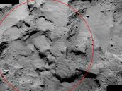 Site J Close-Up Credit: ESA/Rosetta/MPS/UPD/LAM/IAA/SSO/INTA/UPM/DASP/IDA
