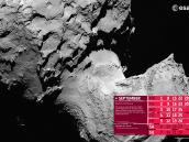 Uprint Calendar - September 2014 Credit: ESA/Rosetta/MPS for OSIRIS Team MPS/UPD/LAM/IAA/SSO/INTA/UPM/DASP/IDA-