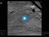 Philae's descent: The director's cut Credit: Original descent sequence images: ESA/Rosetta/Philae/ROLIS/DLR