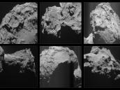 Getting to know Comet 67P/Churyumov-Gerasimenko  Credit: ESA/Rosetta/NAVCAM – CC BY-SA IGO 3.0