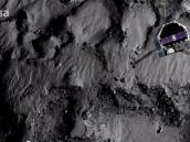 Philae's descent: closing in on the landing site Credit: ESA/ATG Medialab