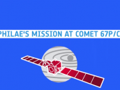 Philae's mission at comet 67P Credit: ESA/ATG Medialab
