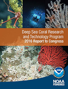 cover - Deep Sea Research and Technology Program 2016 Report to Congress
