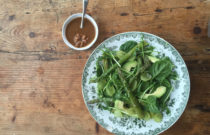 In Need Of A Quick Lunch? Try Trish Deseine's Simple But Satisfying Salad