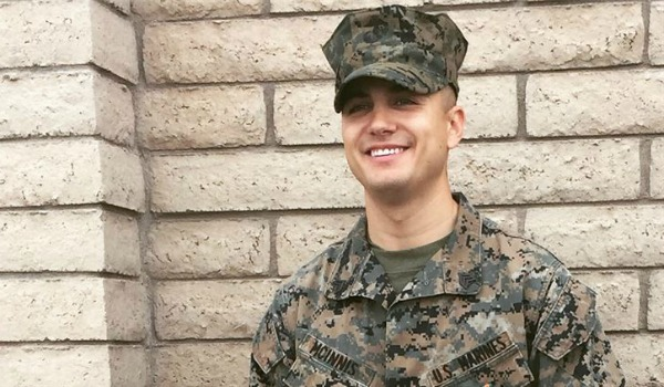 The SITREP: Marine Reservist Hailed for Heroism, Sailor Cooks Up a Win & More