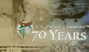 U.S. Pacific Command, America's oldest and largest unified combatant command, celebrates 70 years of service on January 1, 2017