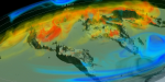 OCO-2 and GEOS Team Up to Produce a New View of Carbon Dioxide thumbnail