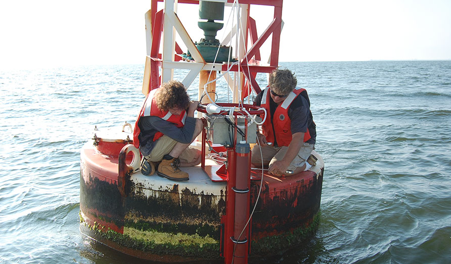 CO-OPS Engineers a More Reliable, Cost Efficient Current Sensor System for Mariners