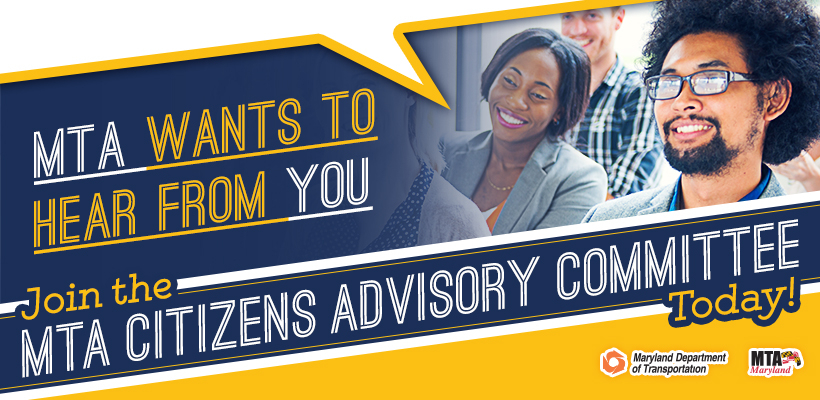 The Citizens Advisory Committee Banner