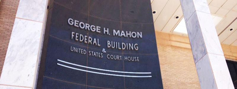George H. Mahon U.S. Courthouse   Lubbock Division