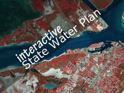 Interactive State Water Plan