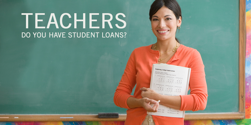 teachers do you have student loans?