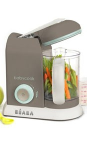 BEABA Babycook Pro- Best Baby Food Processor