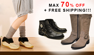MAX 70% OFF + FREE SHIPPING!!!