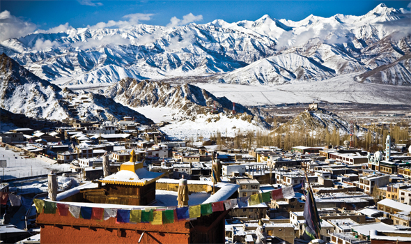 Leh Ladakh - the Land of the High Passes