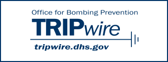 TRIPwire Office for Bombing Prevention OBP Homeland Security DHS