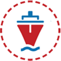 Shipping icon image