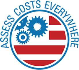 Assess Costs Everywhere icon image