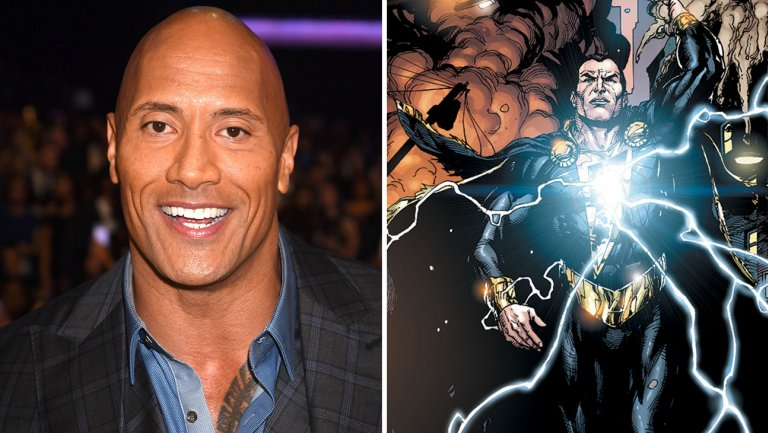 The move stems from last week's high-level meeting with Johnson and Geoff Johns.