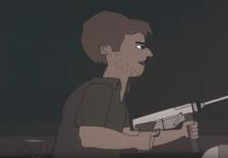 School for Assassins is an animated film with a strong anti-communist message.