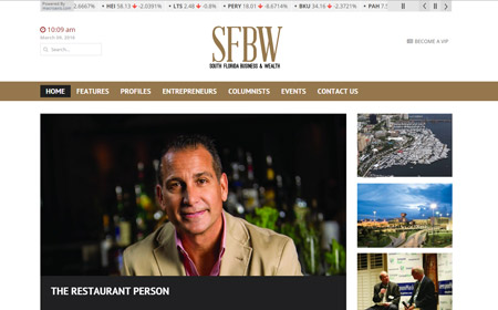 South Florida Business & Wealth