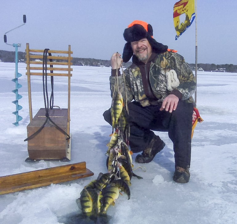 Ice Fishing, Hunting, and Camping This Winter